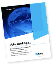Kroll fraud report